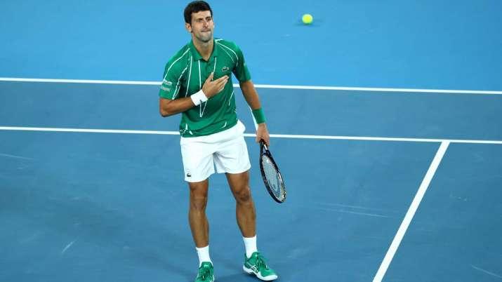How Do You Deal With Crowd When Playing Against Roger Federer Stan Wawrinka Asks Novak Djokovic Tennis News India Tv