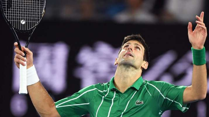 Novak Djokovic donates 1 million euros to Serbia in coronavirus fight