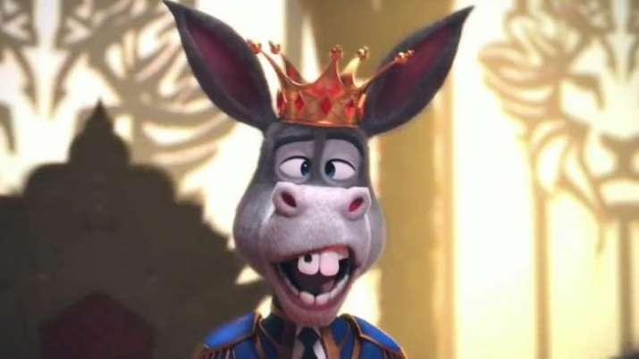 Pakistani cinema goes global with 'The Donkey King'