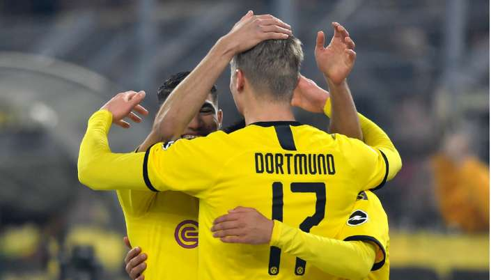 Dortmund is hoping it has found a solution to its leaky