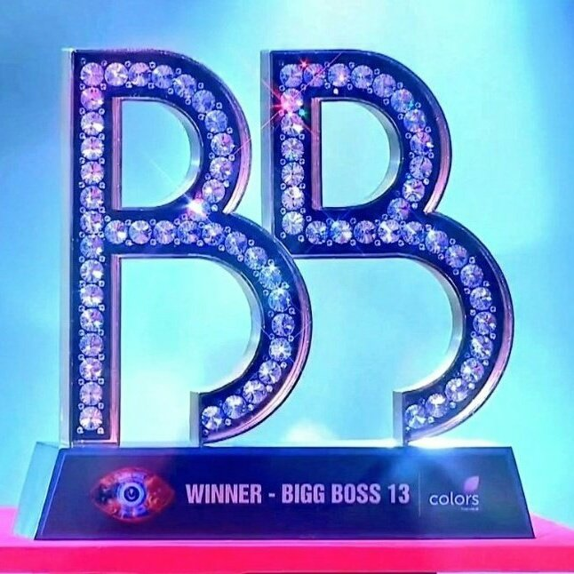 India Tv - BB13 trophy