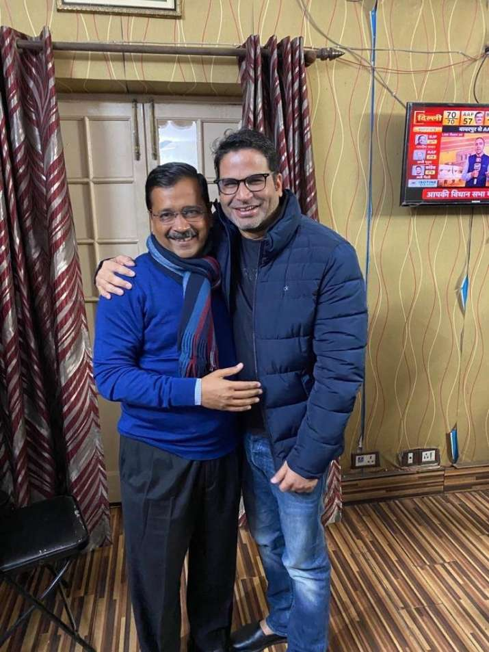 India Tv - Thank you Delhi for standing up to protect India's soul: Prashant Kishor