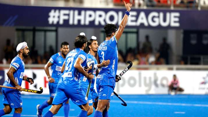 Hockey India on Sunday named a 32-member core probable