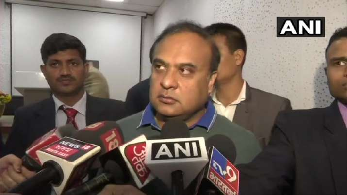 Assam Health Minister Himanta Biswa Sarma diagnosed with kidney stone
