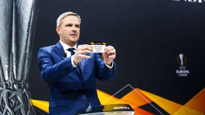 Image result for images of Europa League Round 16 Draw: Manchester Utd Gets LASK, Inter Milan To Face Getafe