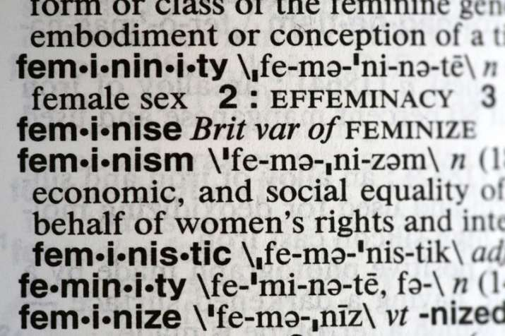 Defining Feminism – A long way to go