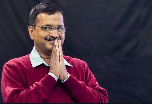 Outgoing Delhi CM Arvind Kejriwal holds AAP leaders meeting
