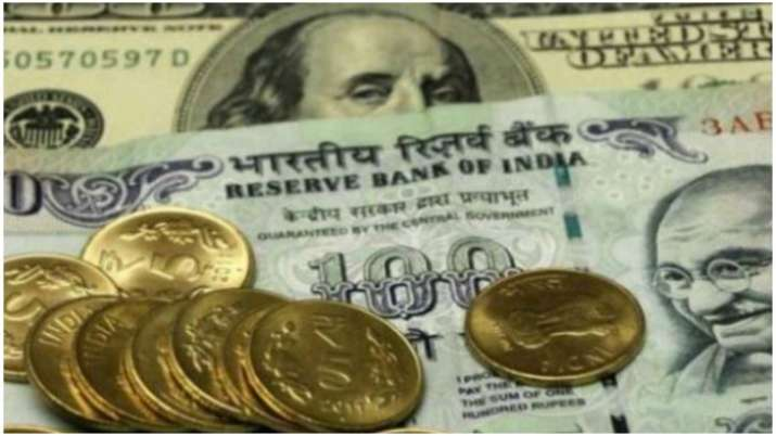 Rupee slides 34 paise to over 3-month low of 71.98 against US dollar