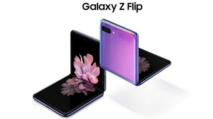 samsung, samsung galaxy z flip, samsung galaxy z flip pre orders in india, samsung galaxy z flip ava