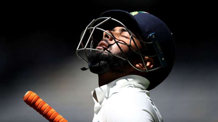 File image of Rishabh Pant