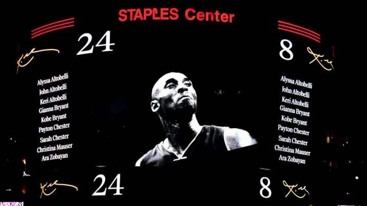 NBA All-Star Game MVP award named after Kobe Bryant