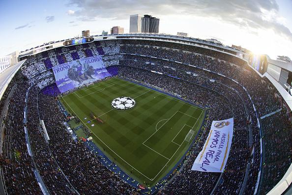 India Tv - Santiago Bernabeu all set for Real Madrid vs Barcelona