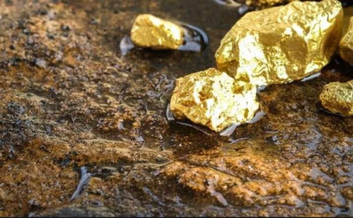 India Tv - Sonbhadra gold mine