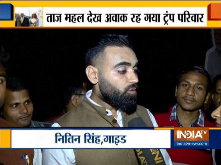 Meet Nitin Kumar Singh, the man who guided the Trumps