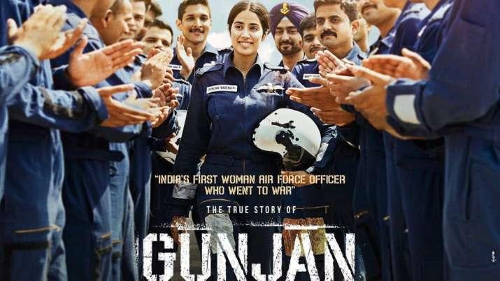 Janhvi Kapoor, Karan Johar, Gunjan Saxena- The Kargil Girl