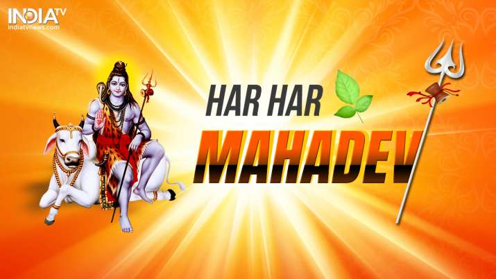 Download Happy Maha Shivratri 2020 Images Hd Maha Shivratri And Pictures Hd Wallpaper Stickers Lifestyle News India Tv