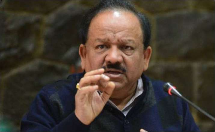 Congress demands unconditional apology from Harsh Vardhan