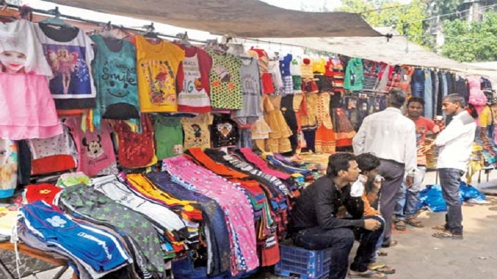 Thane mayor: I will ensure footpaths are free of hawkers