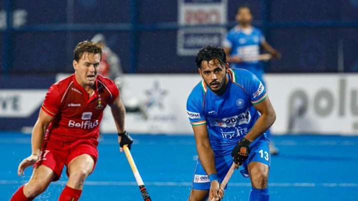 Manpreet Singh-led side could not repeat Saturday's