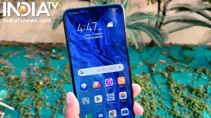 India Tv - honor 9x, honor 9x review, honor 9x price in india, honor 9x specifications, honor 9x features, hono