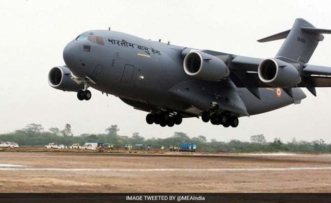 China 'deliberately delaying' clearance of IAF flight to evacuate Indians