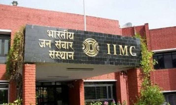 12 IIMC students claim they got show cause notice for