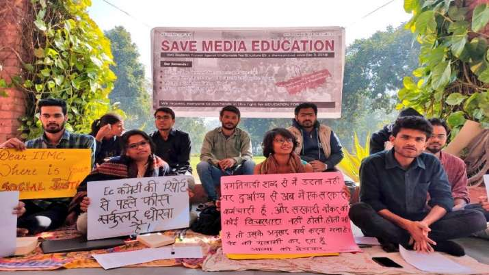 End hunger strike, demands under study: IIMC to students