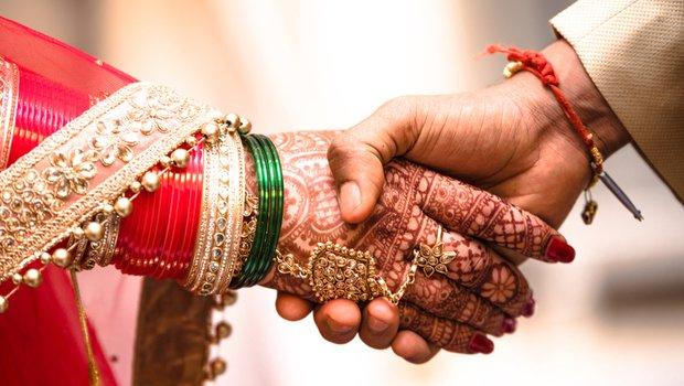 Coronavirus lockdown: UP groom takes bride home on motorcycle