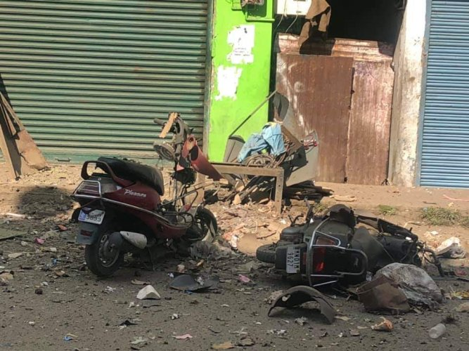 'Economic bandh' in Naga in habited areas of Manipur called off