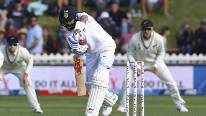 Live Score, India vs New Zealand 1st Test Day 3
