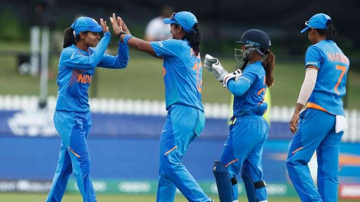 Highlights India Vs Sri Lanka Women S T20 World Cup India Win By 7 Wickets Cricket News India Tv