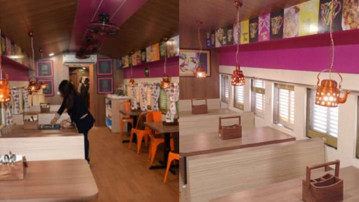 Asansol, Chai Chun, Woh Bhojan, Indian Railways, Restaurant on Wheels