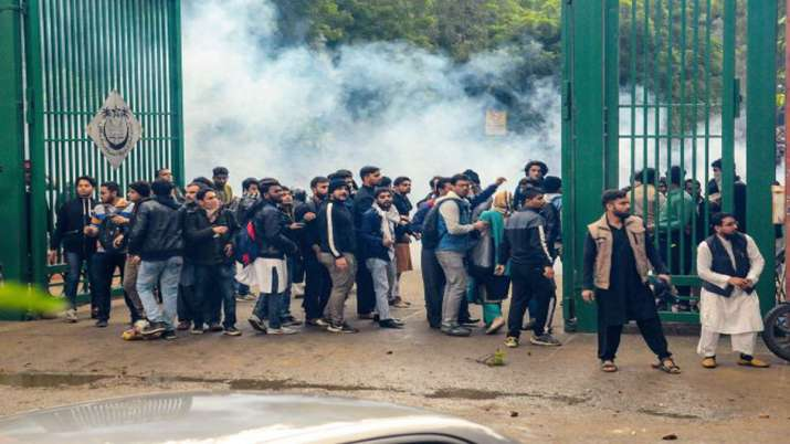 15 arrested in connection with Jamia violence: Govt tells LS