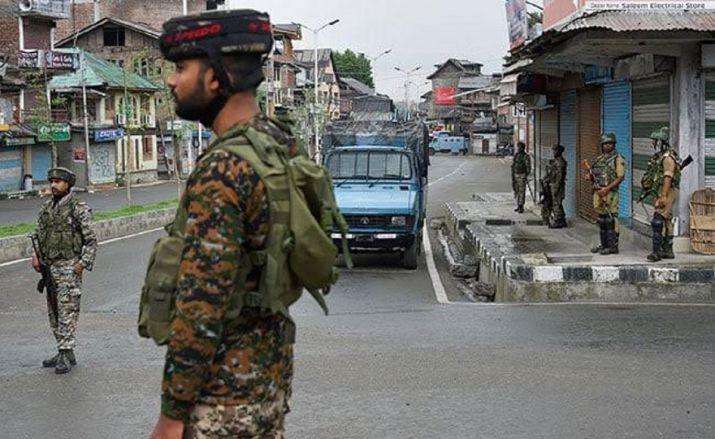 Jammu, Kashmir, Explosion