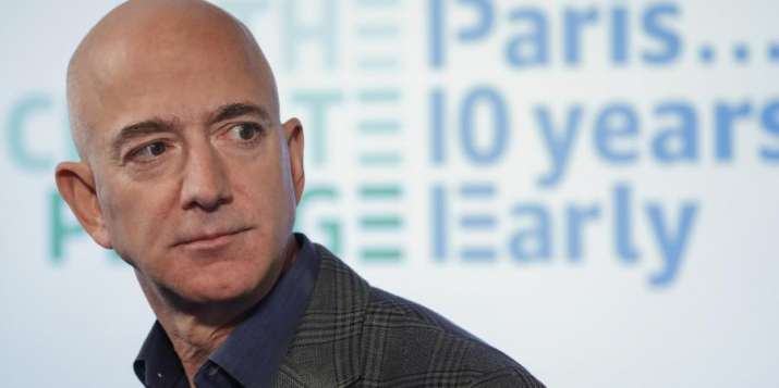 Jeff Bezos Amazon founder Jeff Bezos has become the world's first-ever $200 billionaire. Well, you m