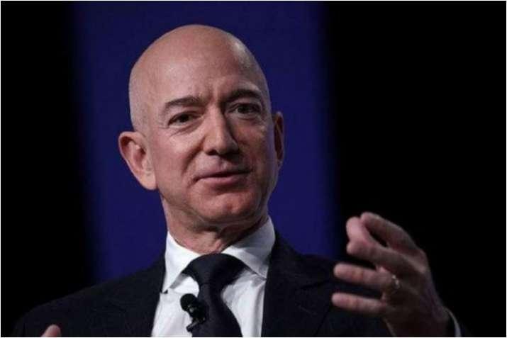 Amazon CEO Jeff Bezos donates $100 million to feed
