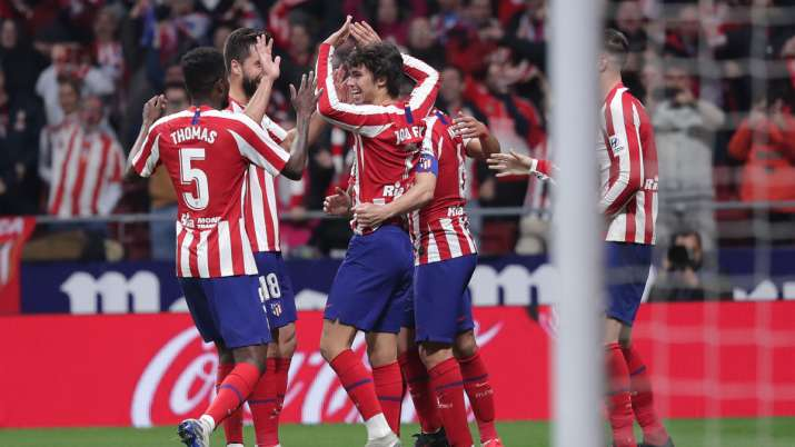 La Liga: Joao Felix returns from injury with a goal as Atletico Madrid go 3rd on points table