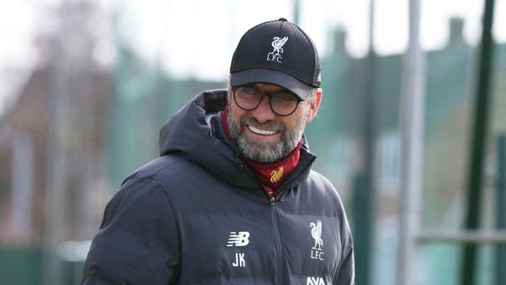Thank you to the incredible people in the health services: Jurgen Klopp