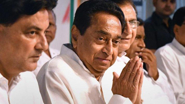 Sonia Gandhi will select new president for MP: Kamal Nath
