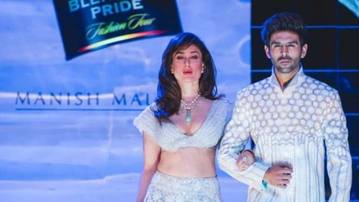 Image result for kareena and katik ramp walk