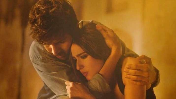 Kartik Aaryan, Sara Ali Khan deal with heartbreak in Love Aaj Kal song Mehrama