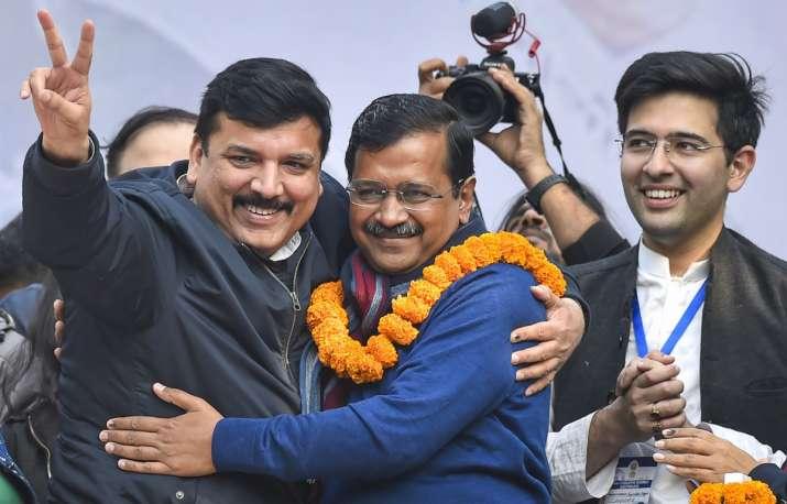 India Tv - Delhi Elections Results 2020