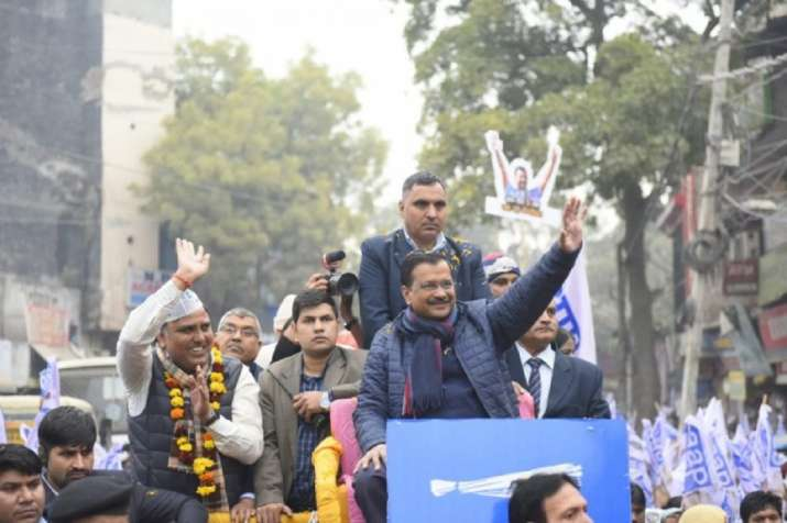India Tv - Delhi election result 2020
