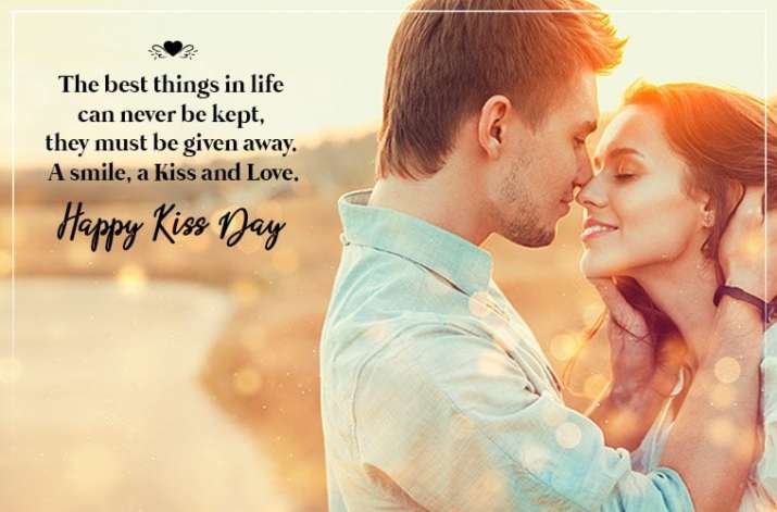 India Tv - Happy Kiss Day 2020: Wishes, SMS, Quotes, Greetings, HD Images
