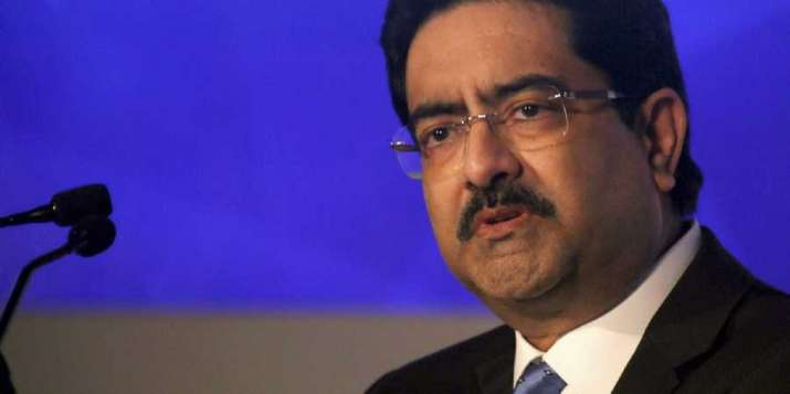 'Can't say anything': Kumar Mangalam Birla on Vodafone Idea