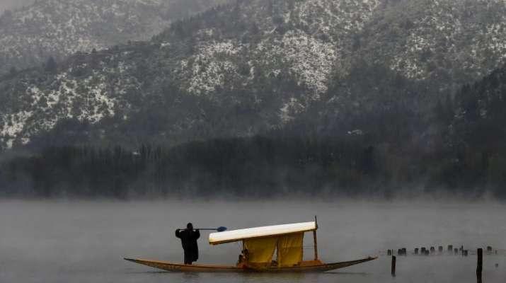 Kshushal sar lake, Srinagar,