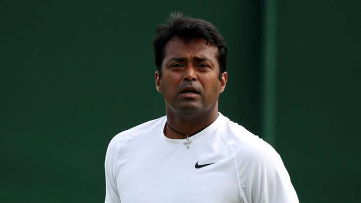 Leander Paes enthralls crowd, Prajnesh stretched at Bengaluru Open