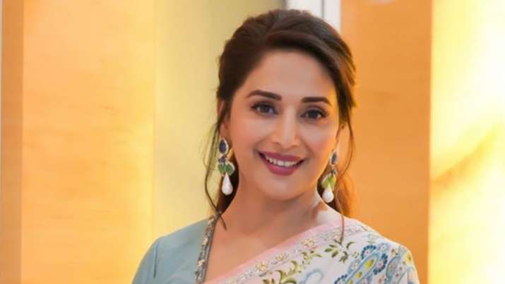 Madhuri Dixit during Guns Of Banaras trailer launch opens up about her liking for action films