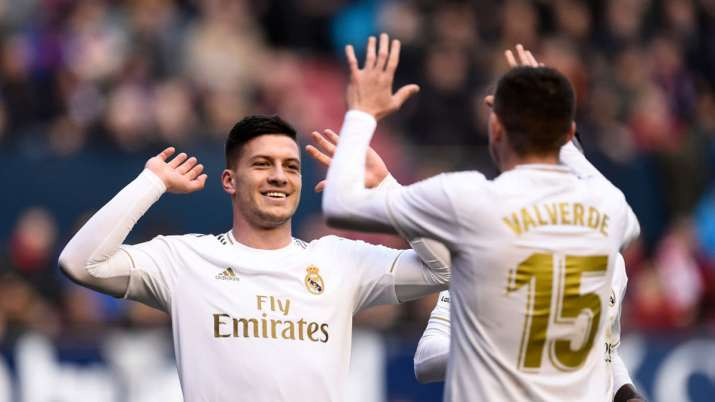 La Liga: Real Madrid rebound from Copa elimination with win over Osasuna