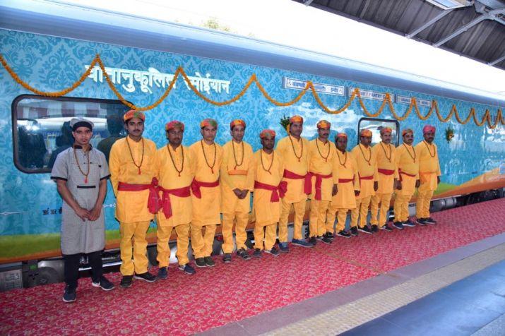 Kashi Mahakal Express to make maiden run tomorrow